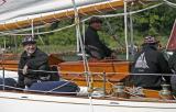Jeudi 5 mai - Viola remonte la rivière d'Auray