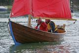 Jeudi 5 mai - Petit voilier non identifié