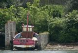 Le bateau de pêche Boëdic