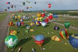 Mondial Air Ballons 2005 de Chambley - 3rd flight in a hot air balloon