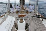 Voiles de Saint-Tropez 2005 - A day aboard Eleonora
