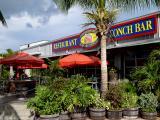 Conch bar