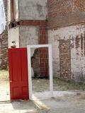 Red door to where?