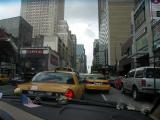 A Drive around Manhattan.