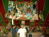 Lobby of the BRC Ashram