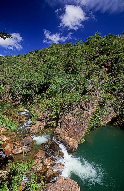 Vale do Macaquinho, Chapada dos Veadeiros, Goiás