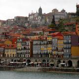 Porto from the bridge
