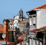 Satellite dishes - Porto