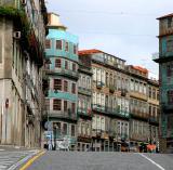 Empty street - Porto