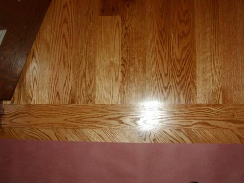Hardwood Flooring Question...