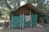 Back Side of Tent