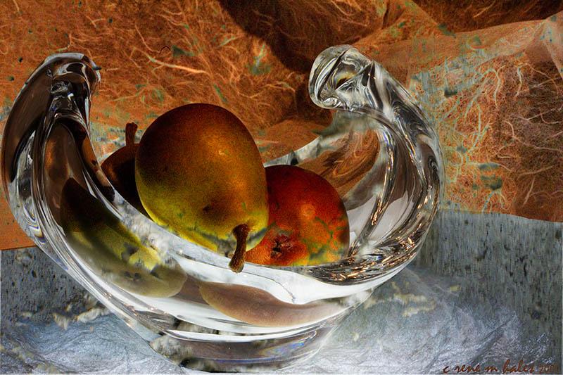 copper pears