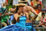 Hula Dancer - Polynesian Cultural Center