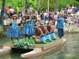 Hawaiian Hula Dancers - Polynesian Cultural Center