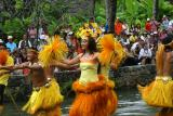 Tahiti Dancers - Polynesian Cultural Center