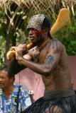 Fijian Warrior