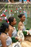 Fijian Dancers - Polynesian Cultural Center