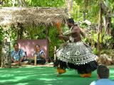 Songs & Dance with Fijian Chief