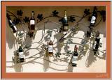 Wine Bottle Vine