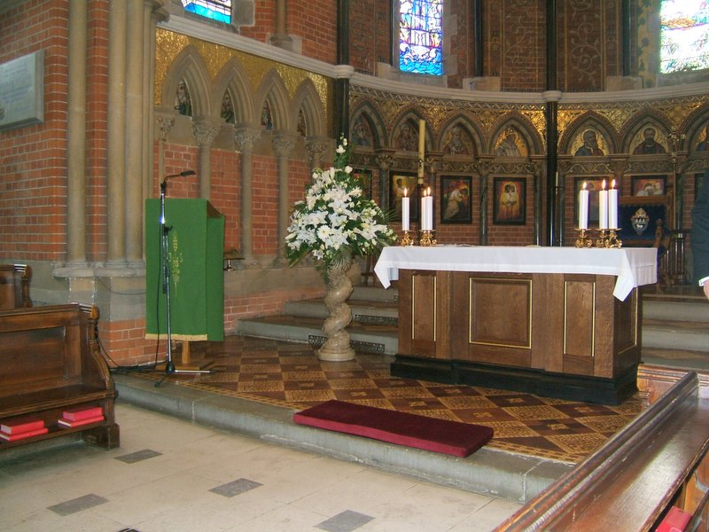 The Chapel at Wellington College