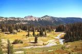 Devil's Horns and Bear Creek Mtn
