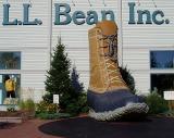 LL Bean, Freeport, Maine