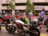 San Francisco Pride Parade - June 26, 2005 (Dykes on Bikes)