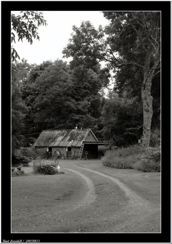 20050813 - House in the wood -