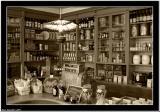 Old shop in fredriksdal