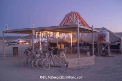 Burning Man Ranger Outpost Tokyo