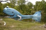Blue Whale of Route 66