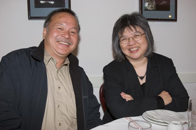 Grant Chew and Pamela Lee