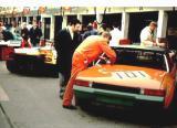 The Nolte/Christmann Porsche 914-6 GT - sn 914.043.0462