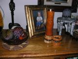 MM Predator bowl, Pompeii Geometric, Knox kaleidoscope with interchangable cell, cutest kid ever