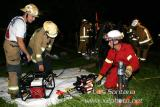 BMW Extrication with  BLS Injuries