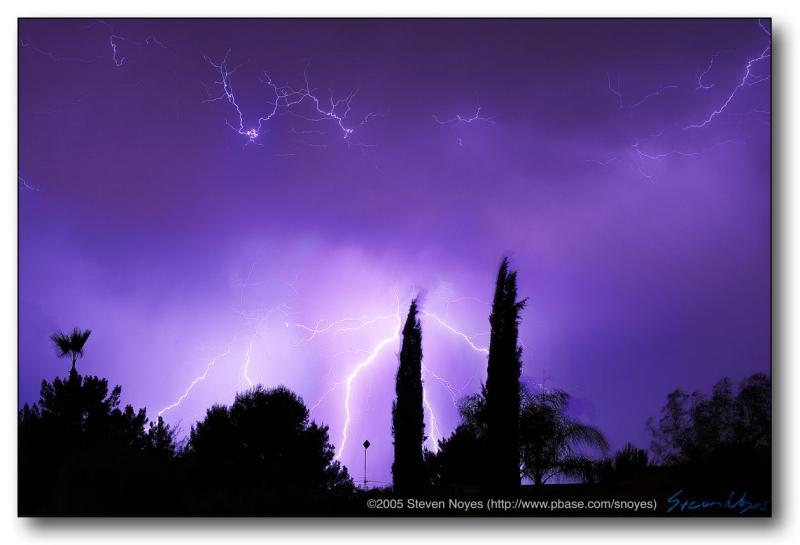 Lightning : First Strike 2005