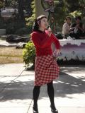 Singing Sadie