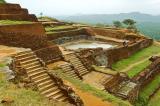 View from top of Sigiriya rock