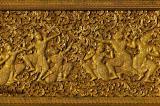 Door carving, Wat Xiang Tong