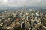 KL view from TV Tower