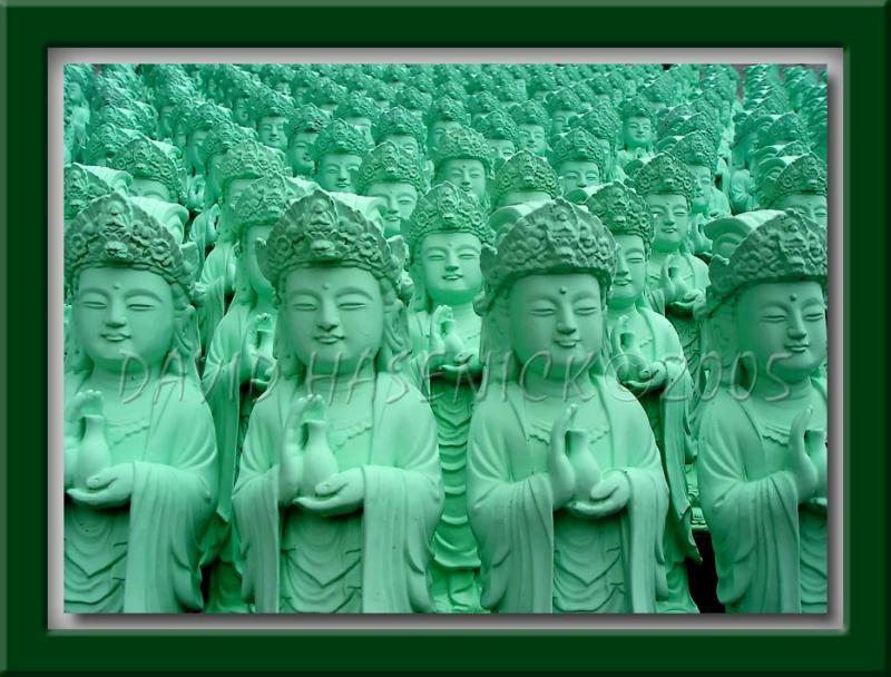 Jade bodhisattva - Avalokitesvara