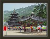Beopjusa Buddhist Temple 법주사 - Korea