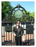 Mom in the Boston Common