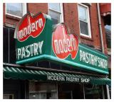 Modern Pastry, North End