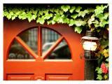 Beacon Hill: Doorway