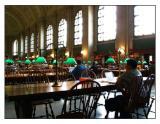 Boston Public Library - Bates Hall II