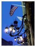 Boston Public Library Lanterns