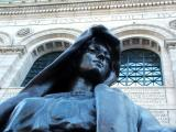 Our Lady of Science, Boston Public Library