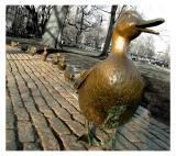 Make Way for Ducklings, Boston Common