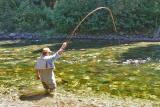 July 31, 2005 --- Skookumchuck Creek, British Columbia
